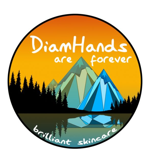 DiamHand logo vierkant Elementary Outdoor Sports