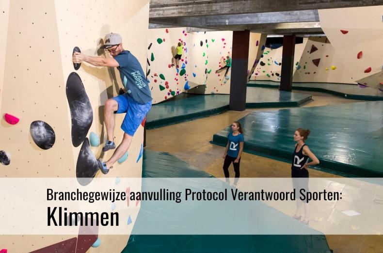 Protocol verantwoord klimmen Elementary Outdoor Sports
