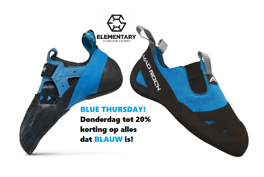 Blue Thursday Elementary Outdoor Sports