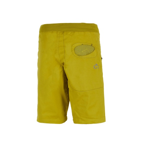Rondo Shorts Olive back Elementary Outdoor Sports